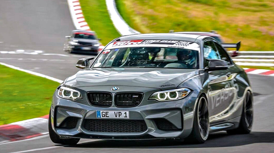 Versus-Performance-BMW M4 - Tuning - Coupé - sport auto Award 2019