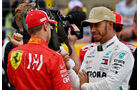 Vettel & Hamilton - Formel 1 - GP USA - Austin - 20. Oktober 2018