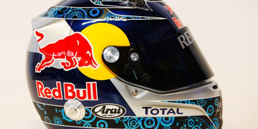 Vettel Helm 2011