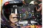 Vettel Lenkrad GP Australien 2013