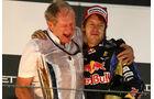 Vettel Marko GP Abu Dhabi 2010