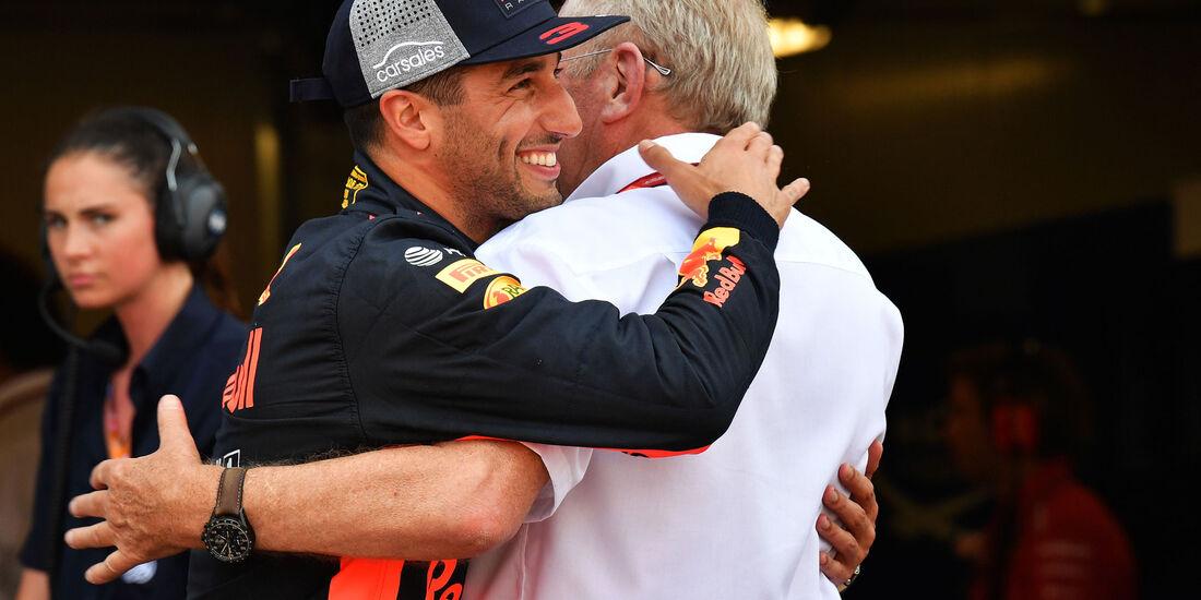 Vettel - Ricciardo - Hamilton - GP Monaco - Formel 1 - Samstag - 26.5.2018