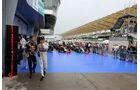 Vettel & Rosberg - Formel 1 - GP Malaysia - Sepang - 29. März 2014