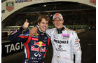 Vettel & Schumacher Race of Champions 2011