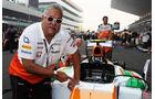 Vijay Mallya - Force India - Formel 1 - GP Indien - 27. Oktober 2013