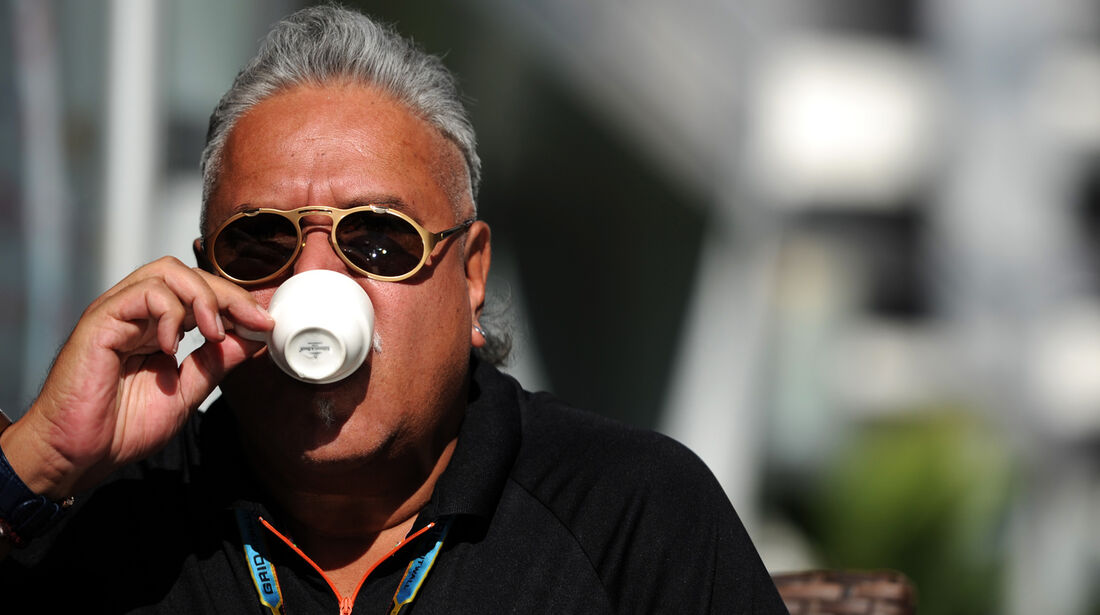 Vijay Mallya - Force India - Formel 1 - GP Russland - 11. Oktober 2014
