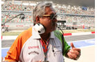 Vijay Mallya - GP Indien - Training - 28.10.2011