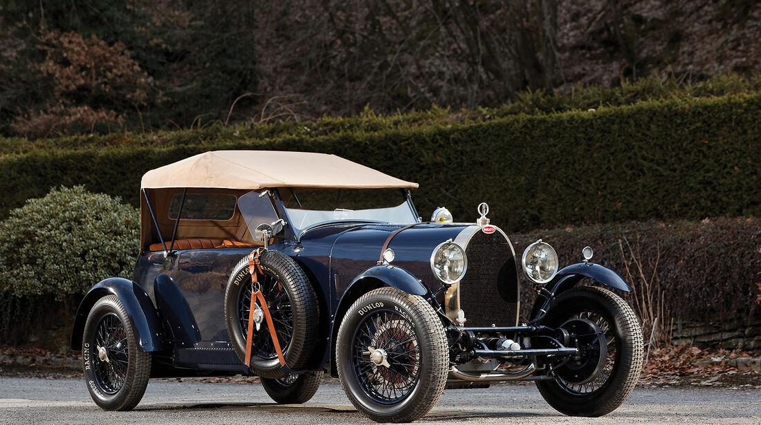 Villa Erba Auktion, RM Auctions, Villa d'Este, mokla, 0513, Bugatti