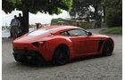 Villa d'Este 2011 Concept Cars Aston Martin V12 Zagato Concept