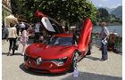 Villa d'Este 2011 Concept Cars Renault Dezir