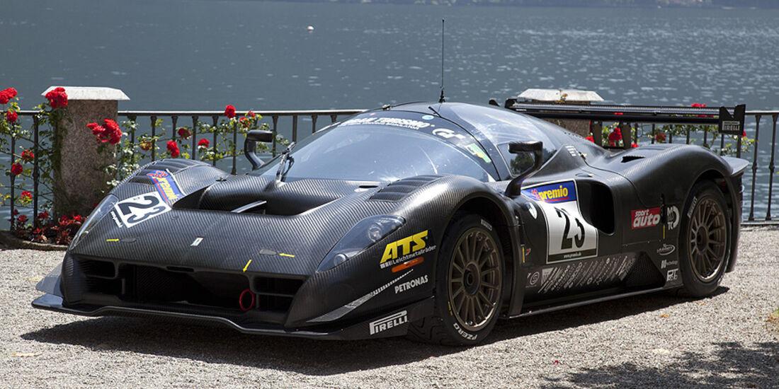 Villa d'Este 2011 Concept Cars Scuderia Cameron Glickenhaus Ferrari P5/4