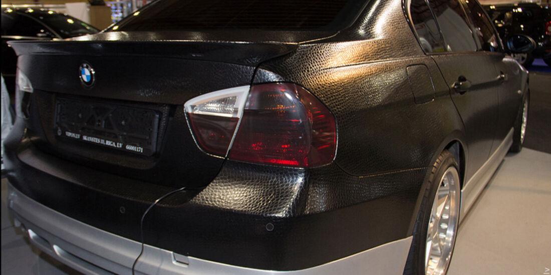 Vipon BMW 3er crocodile wrapped