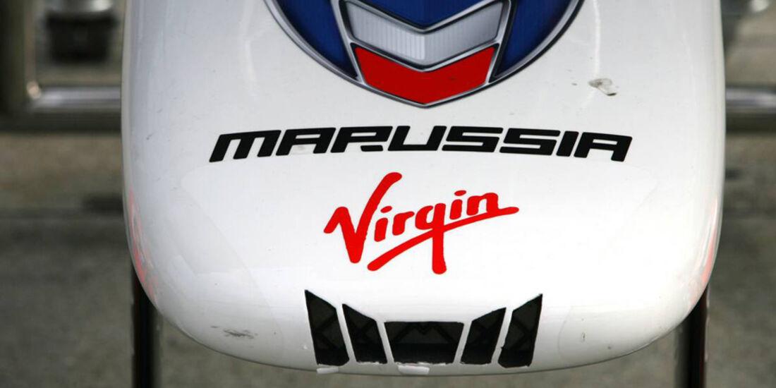 Virgin - GP Malaysia 2011