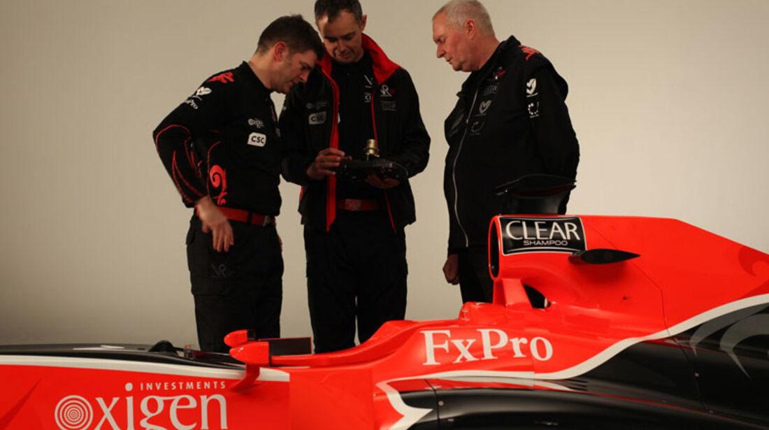 Virgin Racing VR01