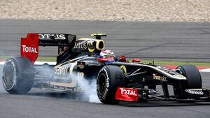 Vitaly Petrov - GP Deutschland - Nürburgring - 23. Juli 2011