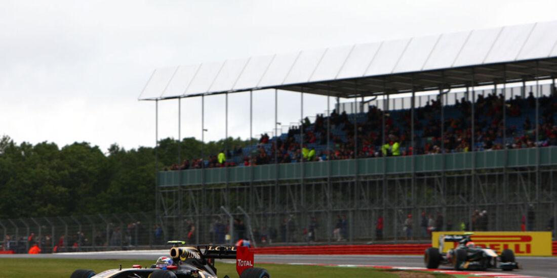Vitaly Petrov - GP England - Training - Silverstone - 8. Juli 2011