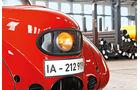 Volks-Wagen Prototyp, Frontleuchte