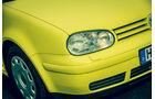Volkswagen Golf 1.9 TDI, Frontscheinwerfer