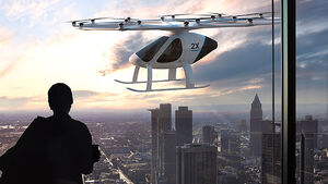 Volocopter Hubschrauber
