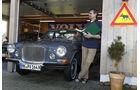 Volvo 164, Garage, Frontbild, Heinz Vollmerhausen