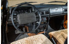 Volvo 240/242/244/245, Cockpit