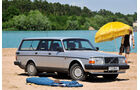 Volvo 240, Seitenansicht