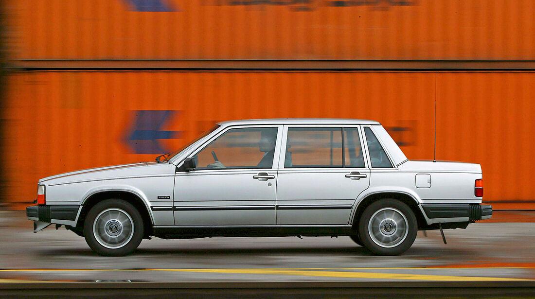Volvo 700, Kaufberatung, Exterieur