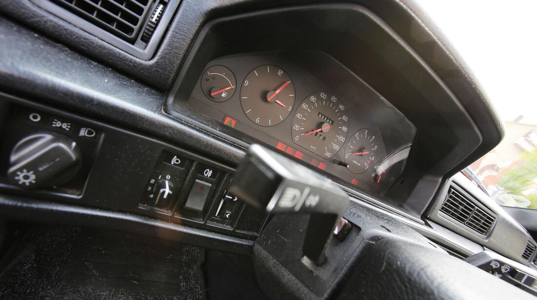 Volvo 740 Kombi, Rundinstrumente