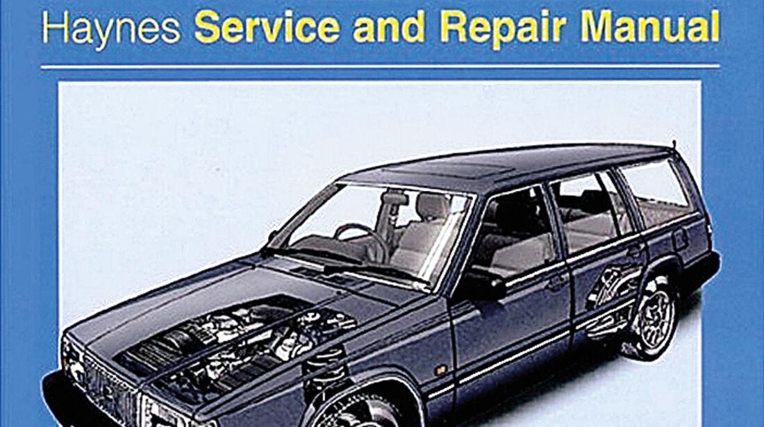 Volvo 740 und 760 Benziner, Handbuch