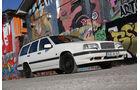 Volvo 850 TDI, Frontansicht