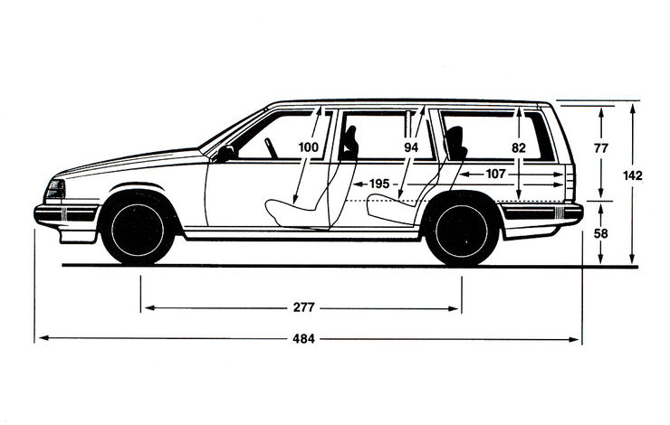 Volvo 940 Kombi 2.0 Business Edition