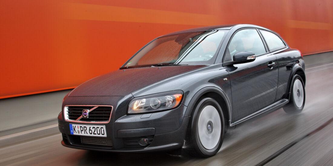 Volvo C30, Frontansicht