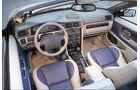 Volvo C70 Cabrio, Cockpit