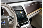 Volvo Concept You, Mittelkonsole, Monitor, Display