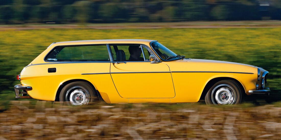 Volvo P 1800, S, E und ES