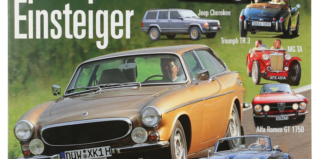 Volvo P1800 ES, Hefttitel