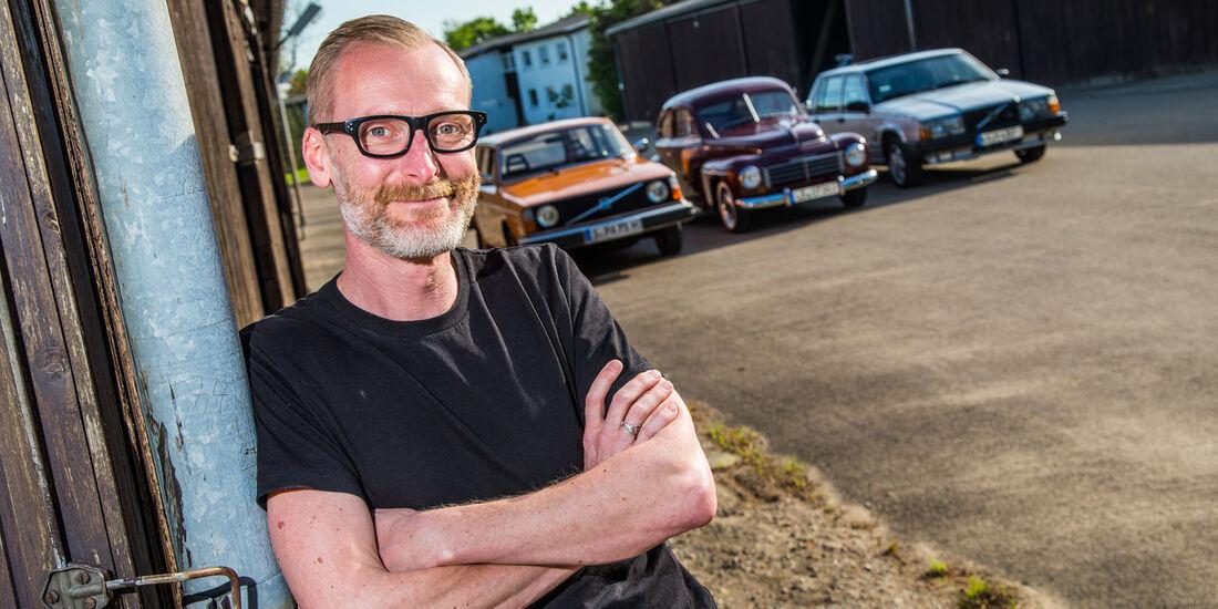 Volvo PV 444, Volvo 240, Volvo 740, Michael Orth