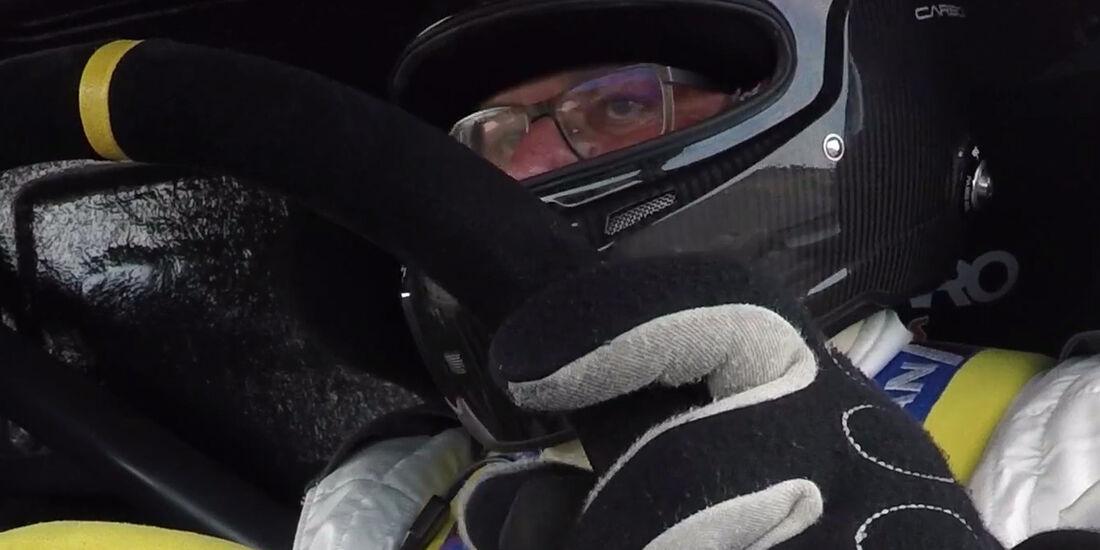 Volvo Racetruck Iron Knight 08/2016 Boije Ovebrink