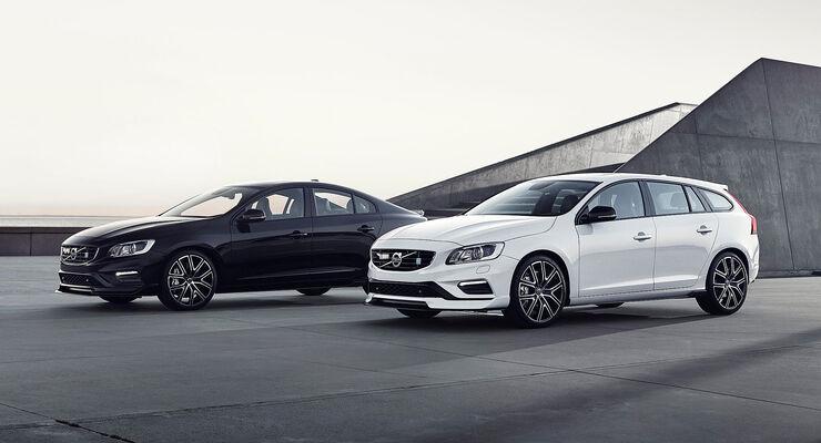 Volvo S/V60 Polestar Modelljahr 2018