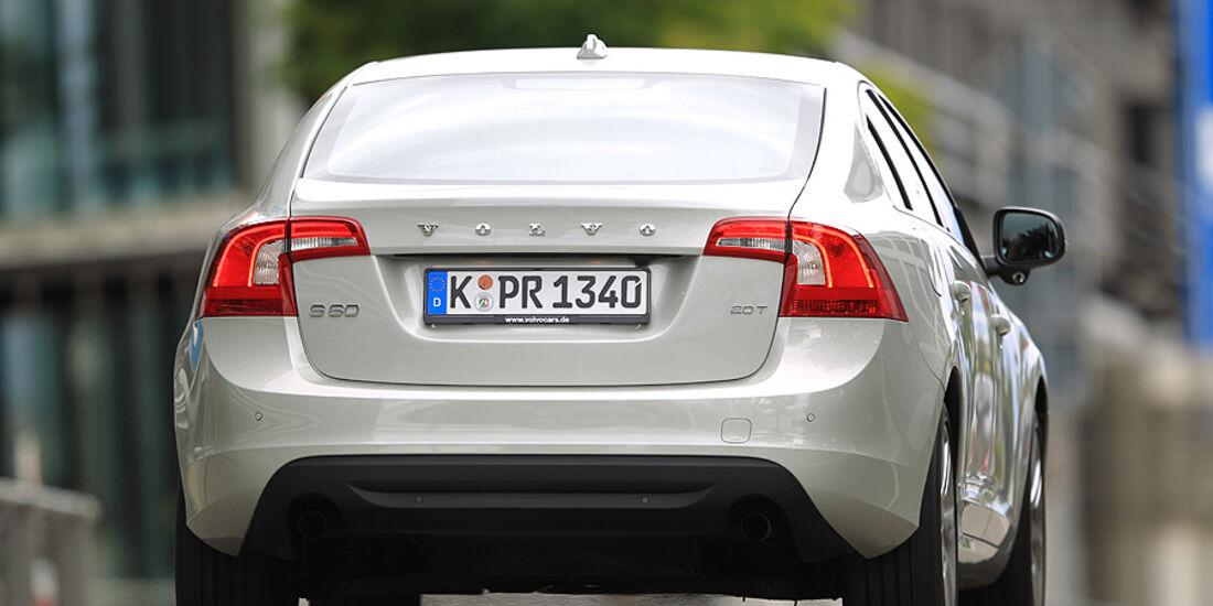 Volvo S60 2.0T Summum, ams 19/2010,