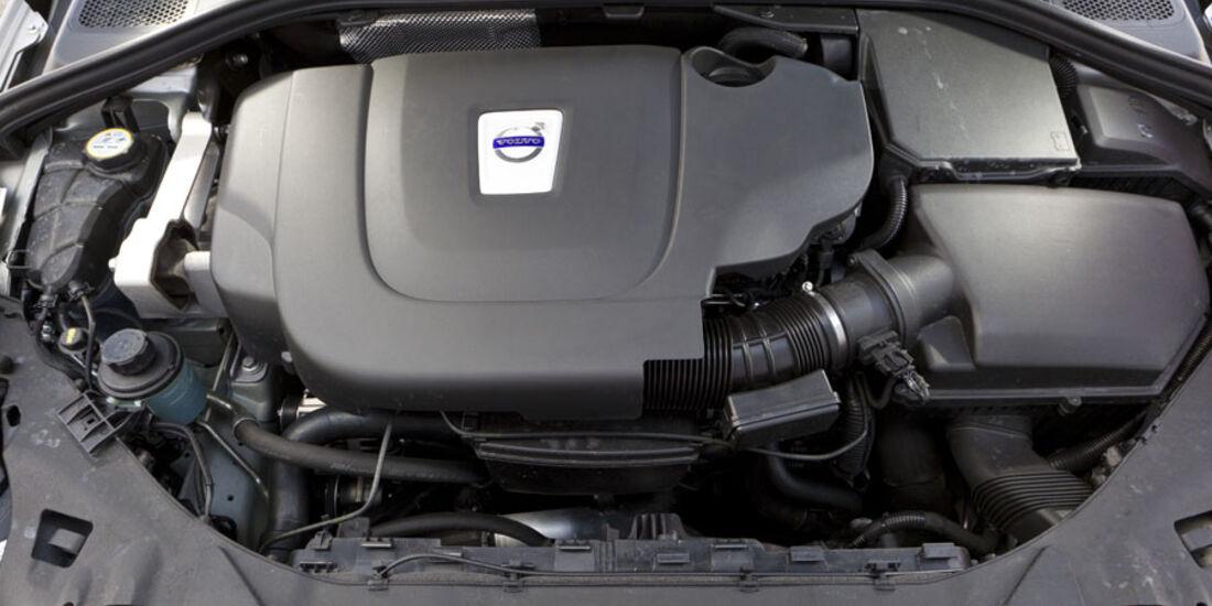 Volvo S60 D3, Motor