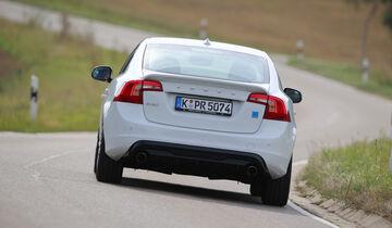 Volvo S60 Polestar, Frontansicht