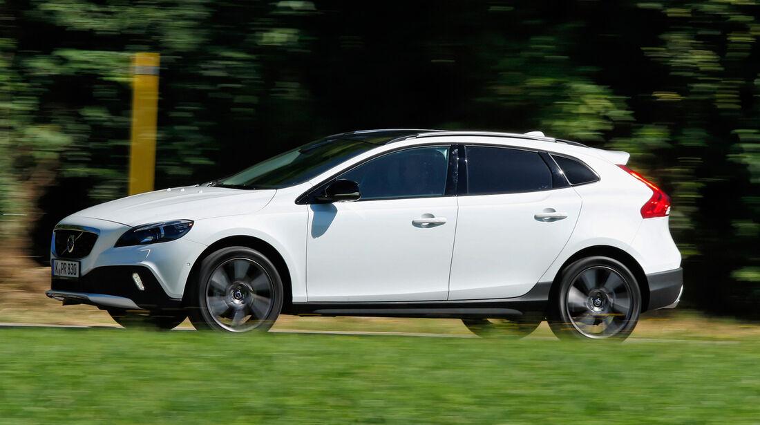 Volvo V40 Cross Country T4 AWD Summum, Seitenansicht