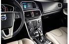 Volvo V40, Innenraum, Cockpit
