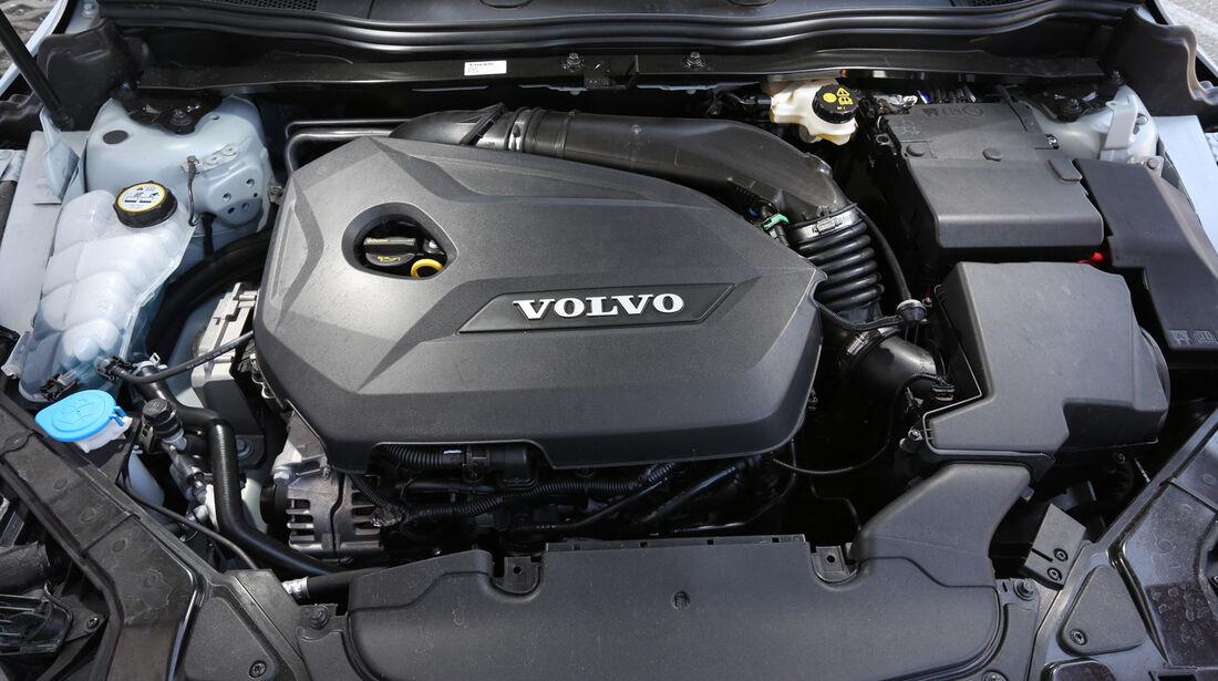 Volvo V40 T2, Motor