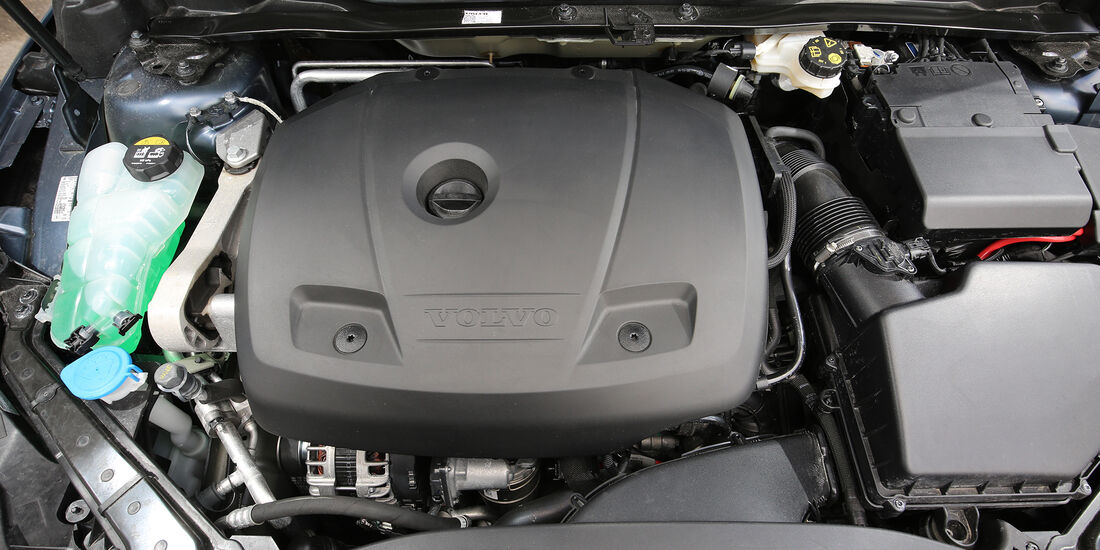 Volvo V40 T5, Motor