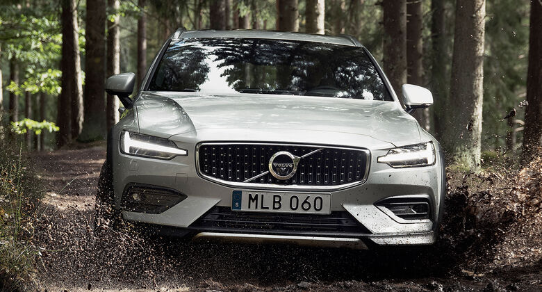 Volvo V60 Cross Country (2018)