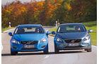 Volvo V60 D2, Volvo V40 D2, Frontansicht