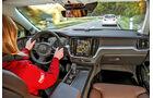 Volvo V60 D3 Momentum, Exterieur