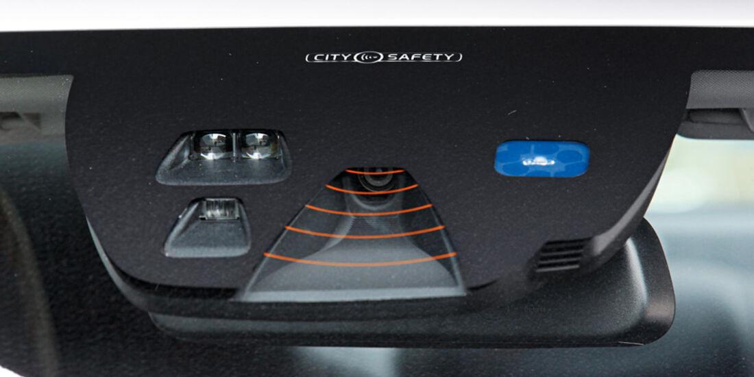 Volvo V60, Detail, City Safety